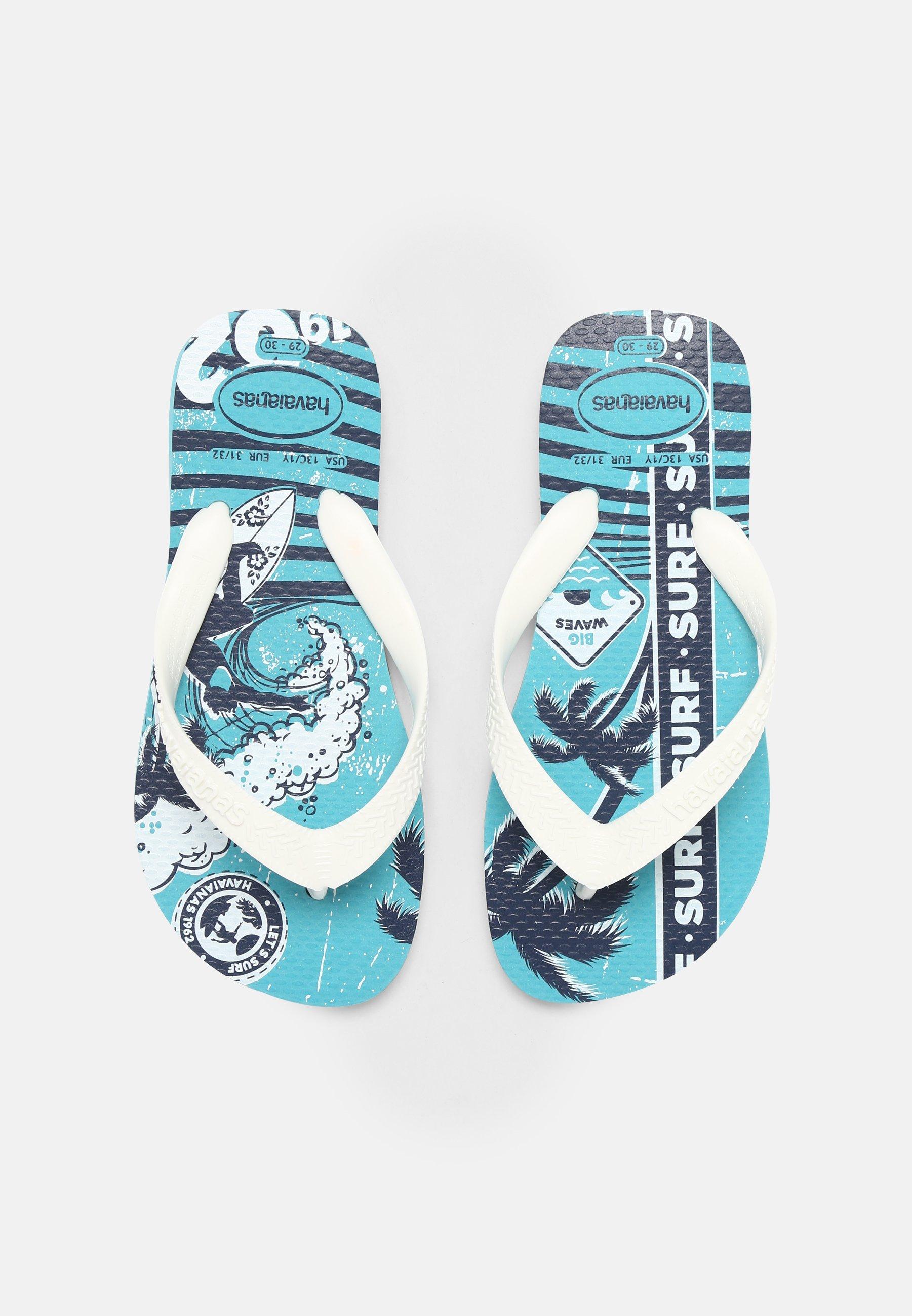 Børn ATLETIC BLUE - Sandaler m/ tåsplit