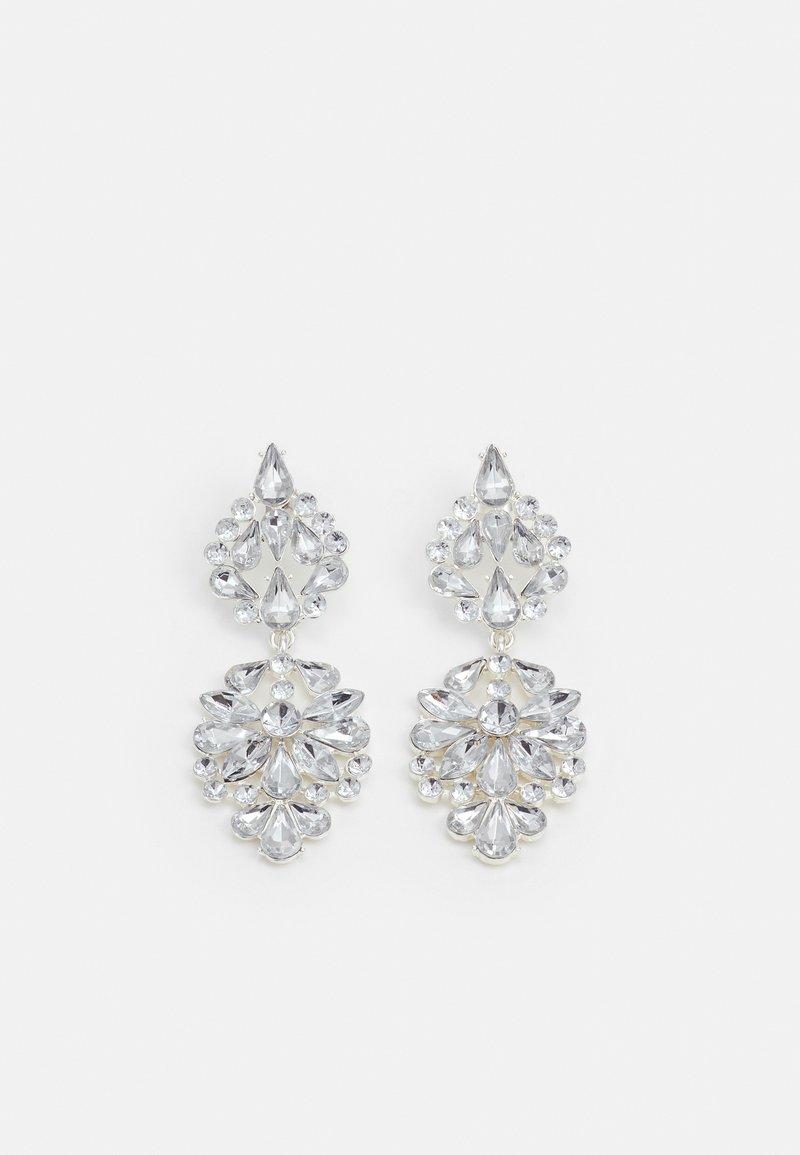 Pieces - PCNAMLA EARRINGS  - Earrings - silver-coloured