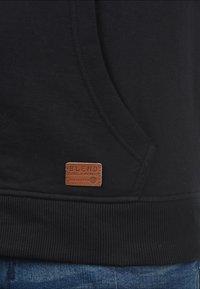 Blend - ARCO - Zip-up sweatshirt - black - 4