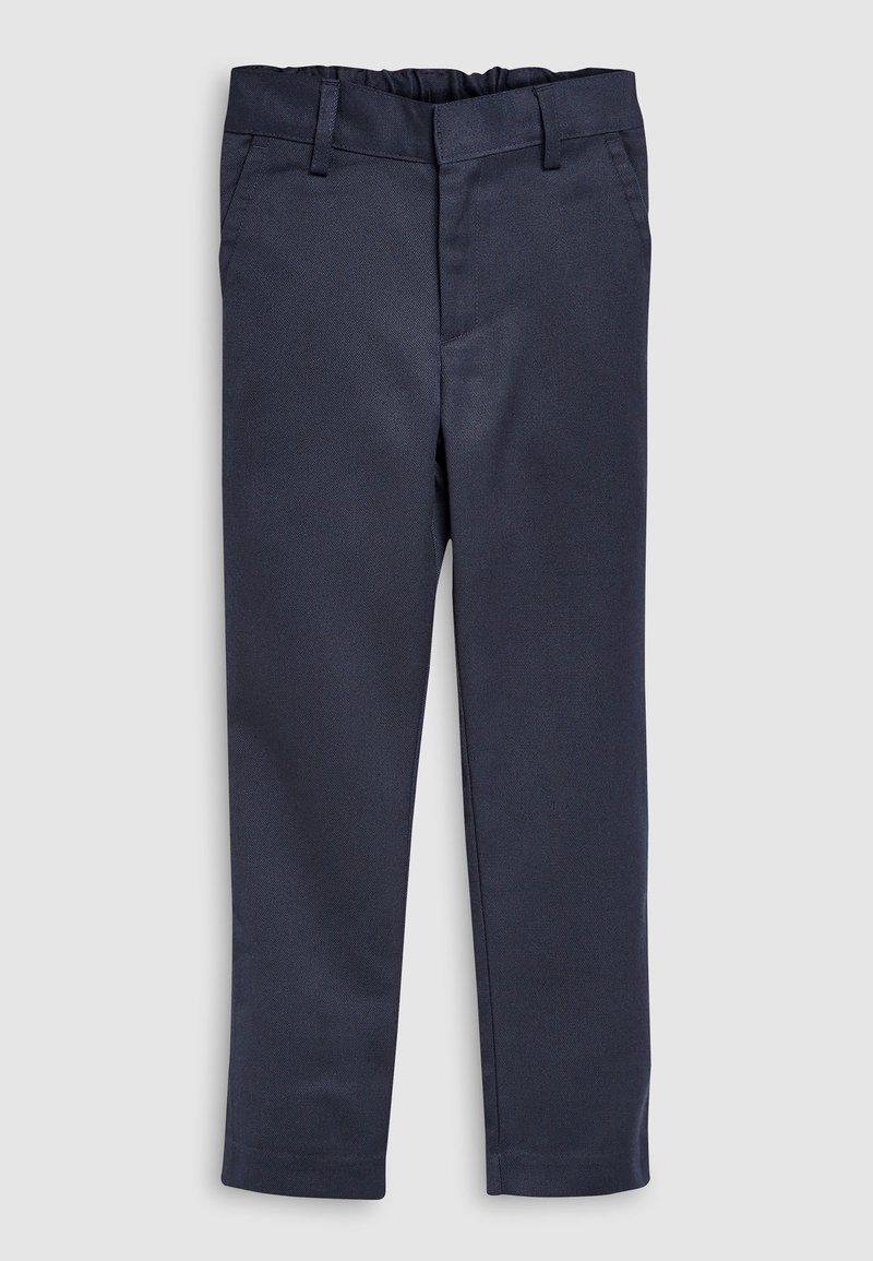 Next - Broek - mottled blue