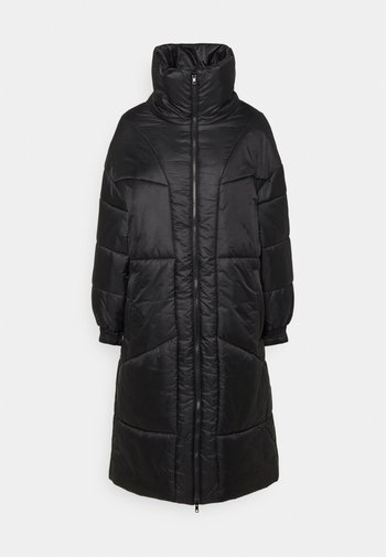 EUSTON - Cappotto invernale - schwarz