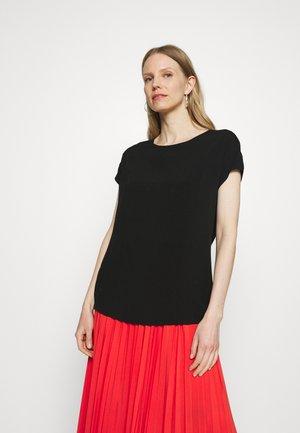 SKITA - Basic T-shirt - black