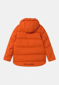 Helly Hansen - URBAN PUFFY UNISEX - Winter jacket - patrol orange - 1