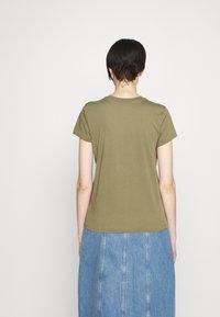 Polo Ralph Lauren - Basic T-shirt - basic olive - 2