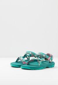 Teva - Chodecké sandály - turquoise - 3