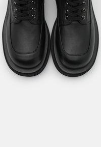 Jeffrey Campbell - DIABOL LOW  - Platform ankle boots - black - 5
