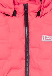 LEGO Wear - LWJIPE 706 - Snowboardová bunda - coral red - 5