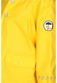 Schmuddelwedda - Waterproof jacket - yellow - 3
