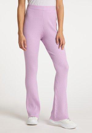 Leggings - Trousers - helllila