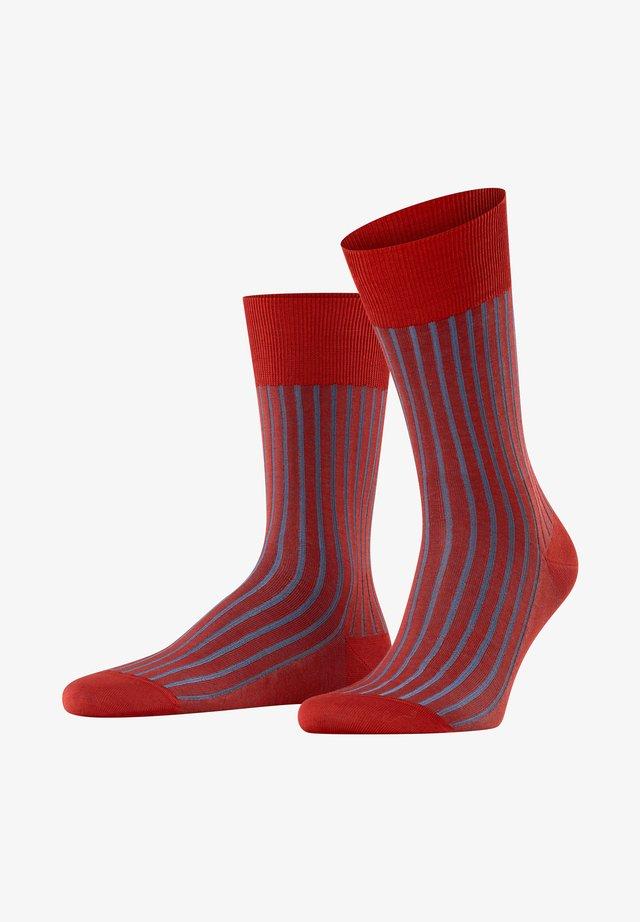 SHADOW - Socks - chili
