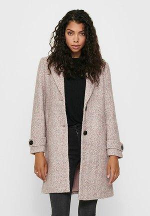ONLPENNY LIFE COAT  - Classic coat - elderberry