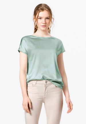 Blouse - dusty mint