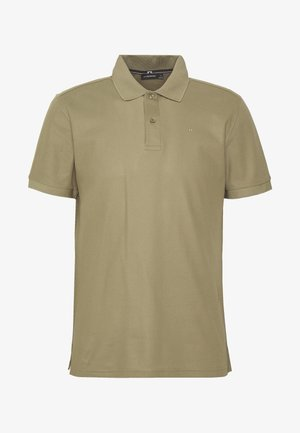 TROY CLEAN - Polo - covert green