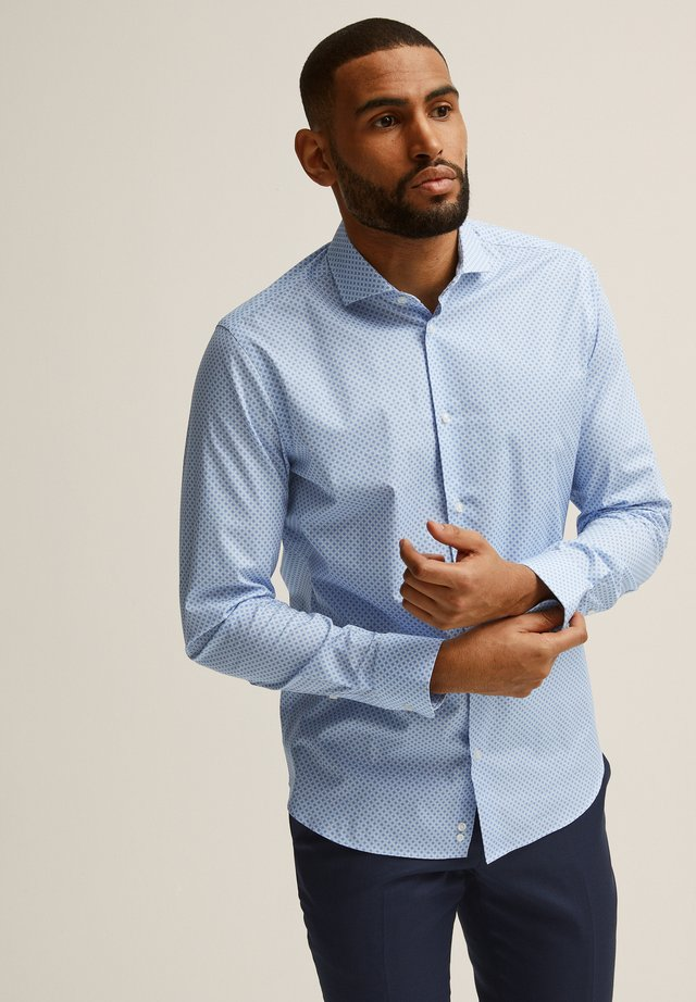Overhemd - ultramarine