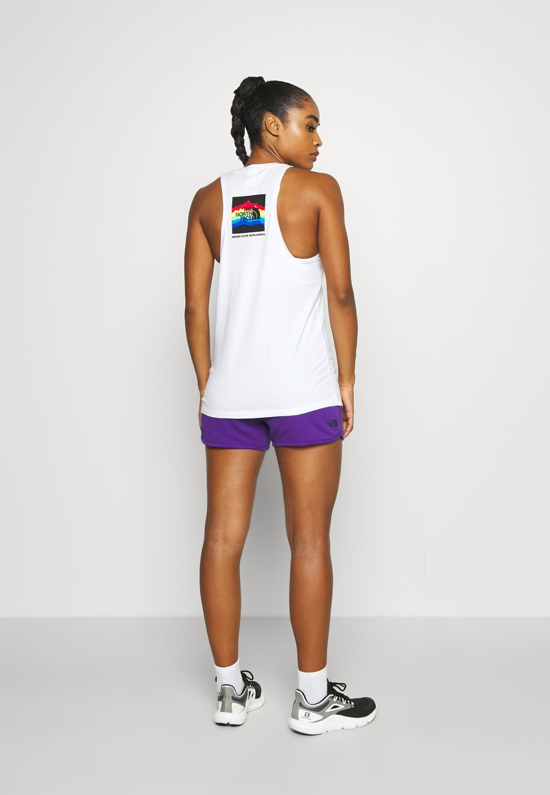 The North Face - RAINBOW TANK - Toppi - white
