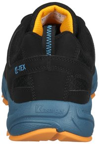 Kastinger - Sneakers laag - black/orange - 2