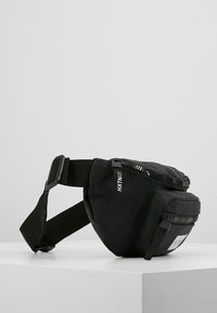 HXTN Supply - UTILITY TRANSPORTER BUM BAG - Ledvinka - black - 3