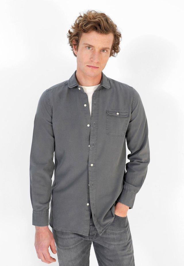 CLUB SHIRT - Shirt - dark grey