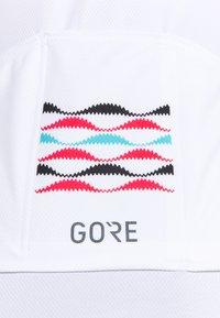 Gore Wear - SKYLINE - Wielershirt - white/blue - 5