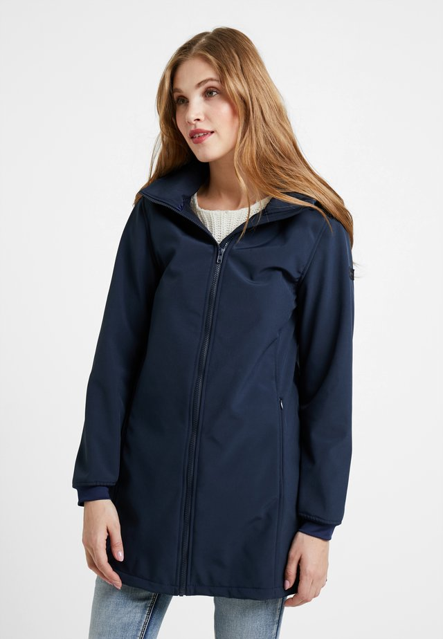 JACKET - Short coat - night blue