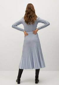 Mango - ARARE - A-line skirt - bleu - 2