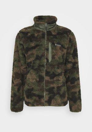 Fleece jacket - cypress