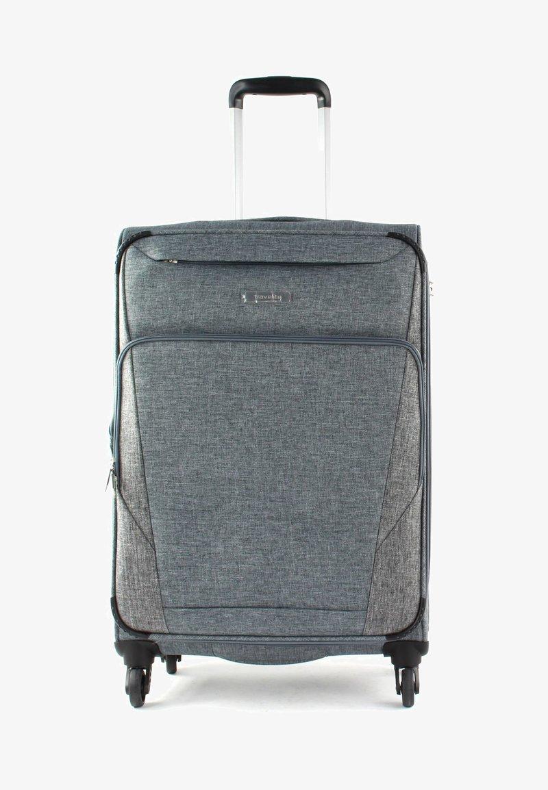 Travelite - JAKKU  - Wheeled suitcase - anthrazit