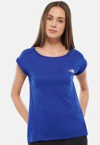 The North Face - TANKEN TANK  - Basic T-shirt - blue - 0