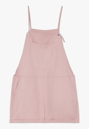 TILLY PLAYSUIT - Dungarees - dusty rose