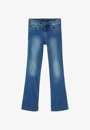 Jeans bootcut - medium blue denim