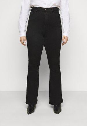 MOXY - Jeans bootcut - black