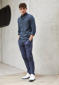 Selected Homme - SLHSLIM - Overhemd - dark blue - 3