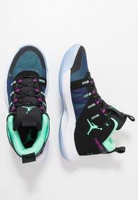 Jordan - JUMPMAN 2020 - Indoorskor - black/electric green/hyper violet/bright crimson - 1
