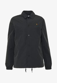 HANSA COACH - Summer jacket - deep black
