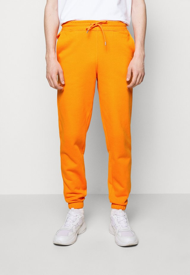 HANGER TROUSERS - Trainingsbroek - orange