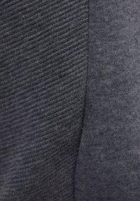 Bershka - Träningsbyxor - dark grey - 5