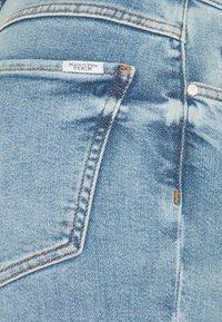 Marc O'Polo DENIM - TOERE - Straight leg jeans - reddish light blue - 2