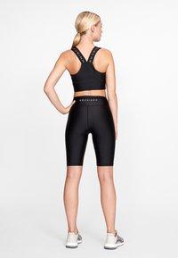 Röhnisch - SHINY BIKE - Shorts - black - 3