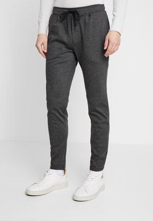 Pantaloni - mottled dark grey