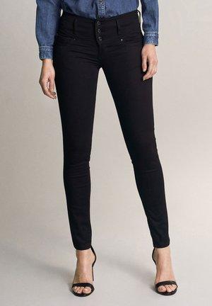 PUSH UP - Jeans Skinny Fit - black