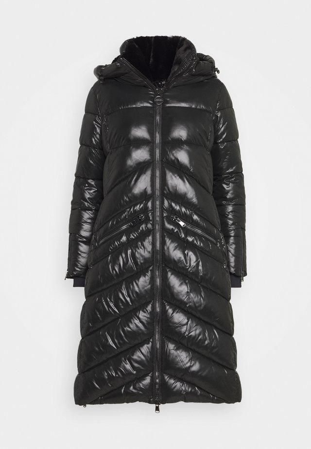 OFFSIDE QUILT - Winter coat - black
