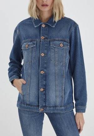 Jeansjacke - medium blue denim