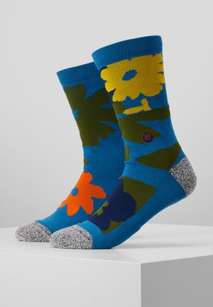 NEW TOUR - Socks - blue