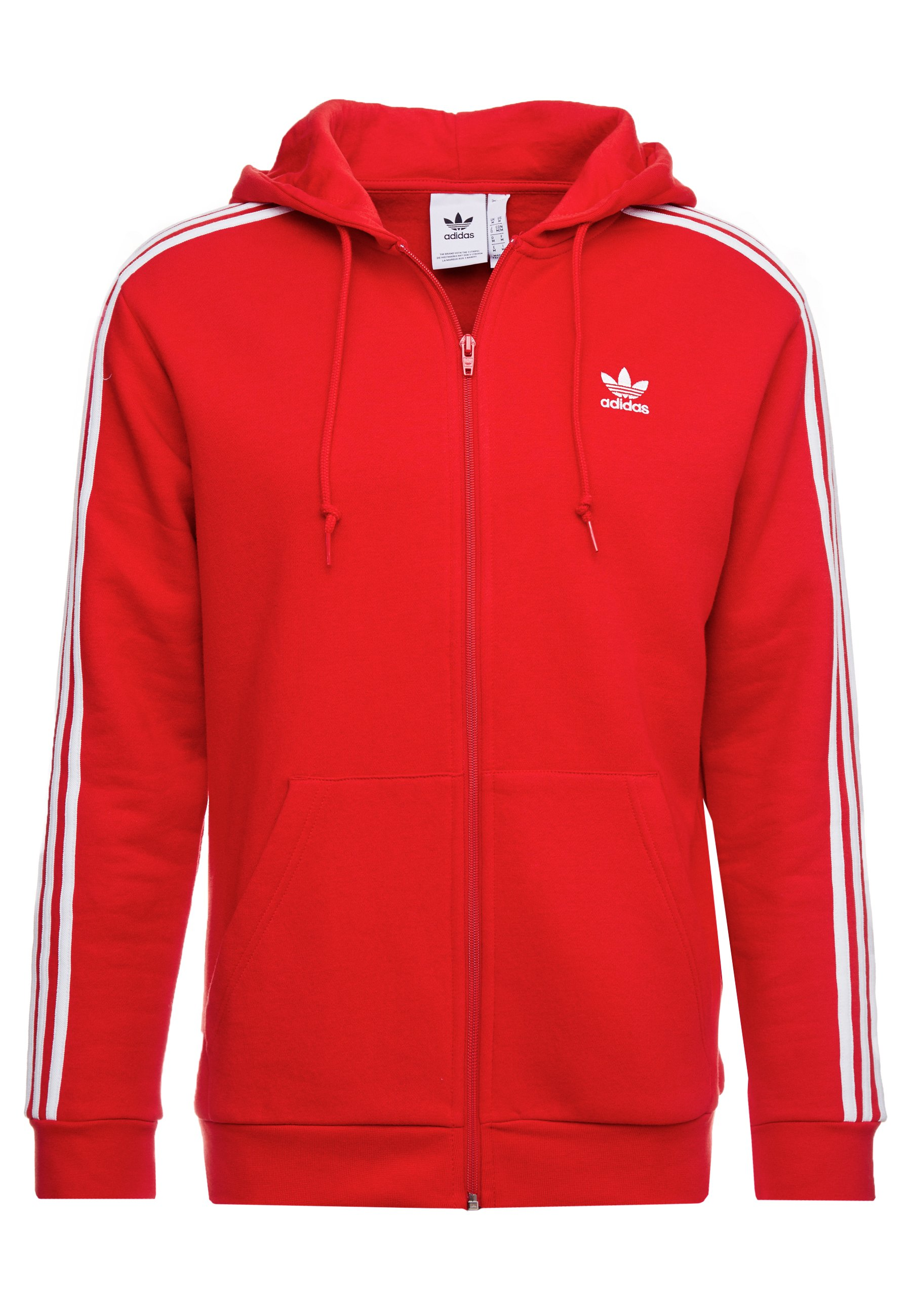 Sweatjacken und Sweatshirts adidas Originals 3 Stripes FZ