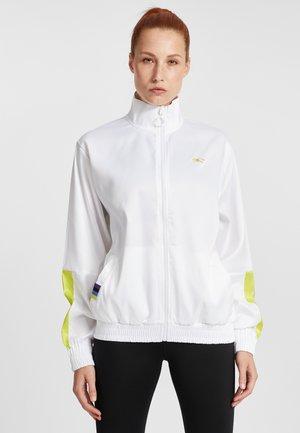 Training jacket - super white