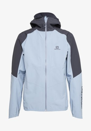 OUTLINE - Hardshelljacke - ashley blue/ebony