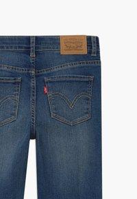 Levi's® - 710 SKINNY ANKLE - Jeans Skinny Fit - blue denim - 3