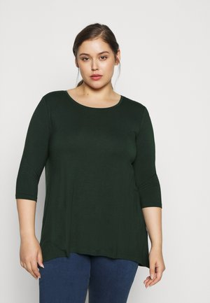 Long sleeved top - scarab