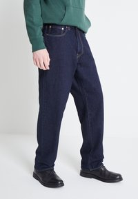 Levi's® - STAY LOOSE  - Relaxed fit jeans - dark blue denim - 0