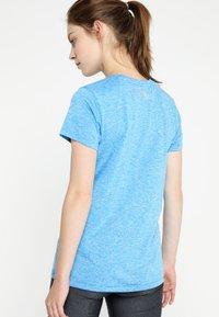 Under Armour - TECH TWIST - Camiseta de deporte - blue circuit / metallic silver - 2